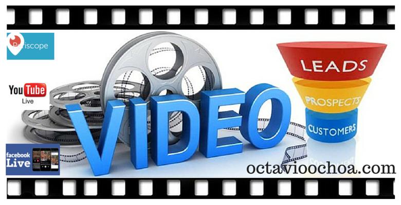 Mercadeo con videos